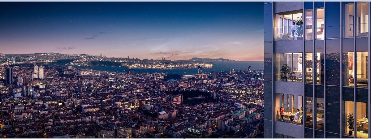 آپارتمان لاکچری استانبول