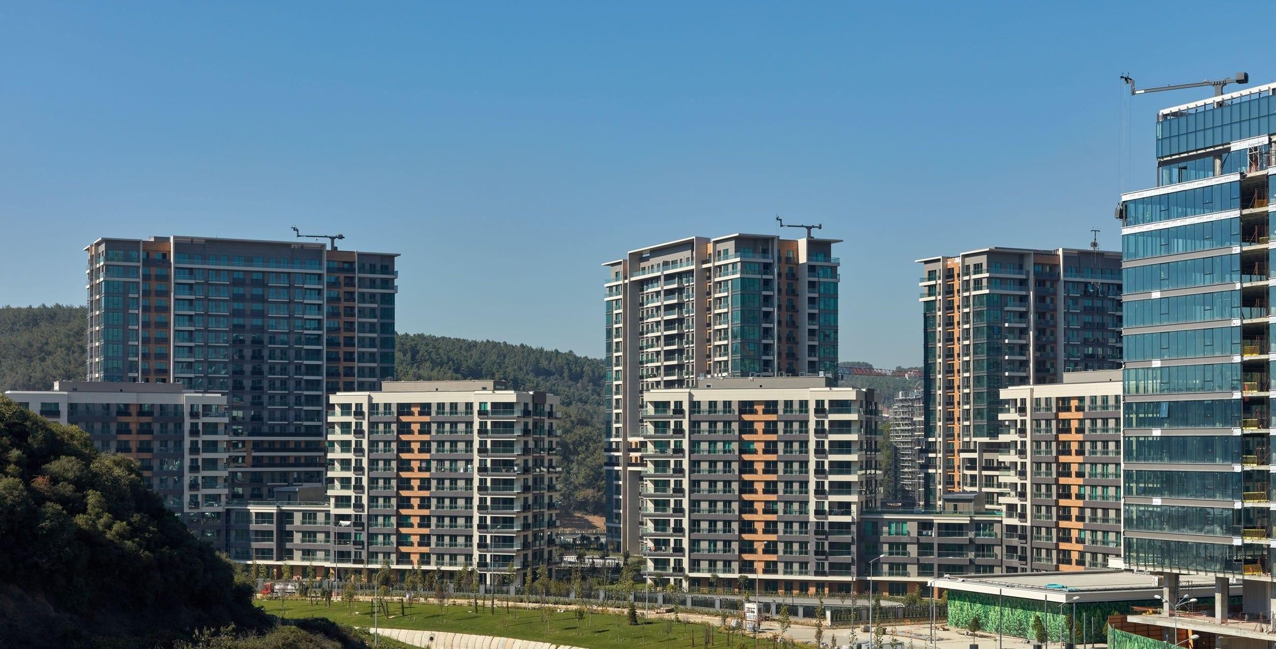 محله دره پارک استانبول