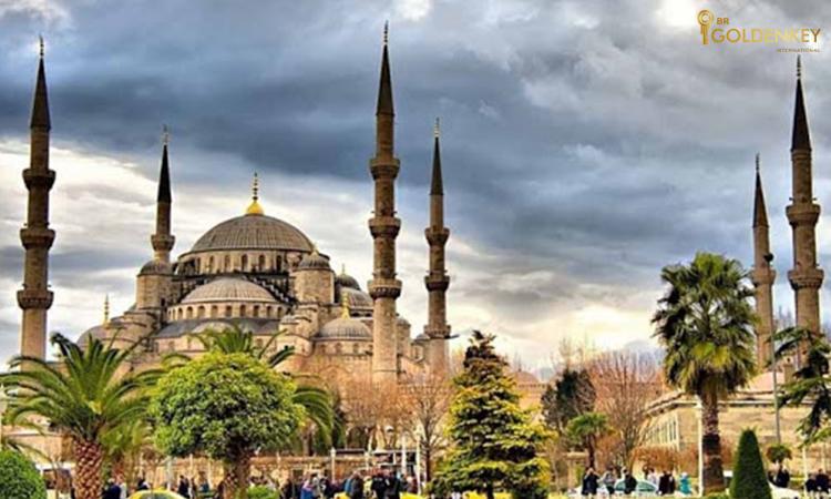 جاذبه توریستی در ترکیه