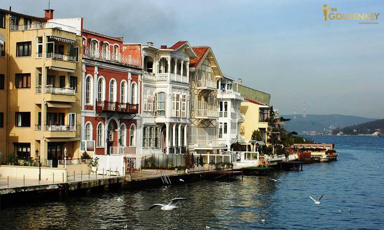خانه در ساری یر استانبول