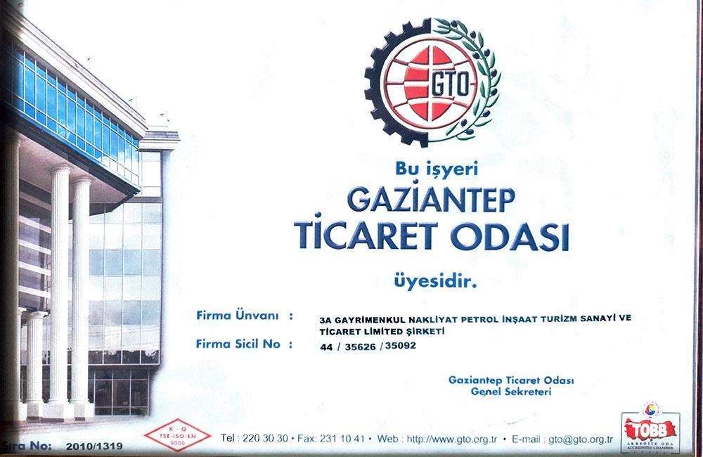 مجوز ملک ترکیه