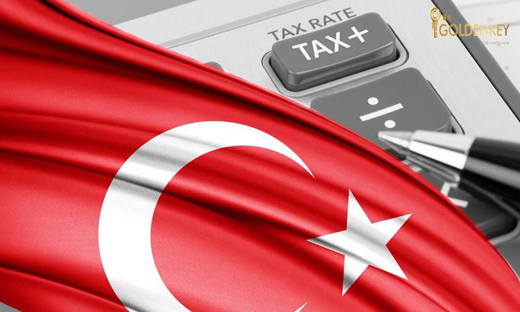 مالیات خرید ملک در ترکیه