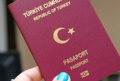 گرفتن پاسپورت ترکیه