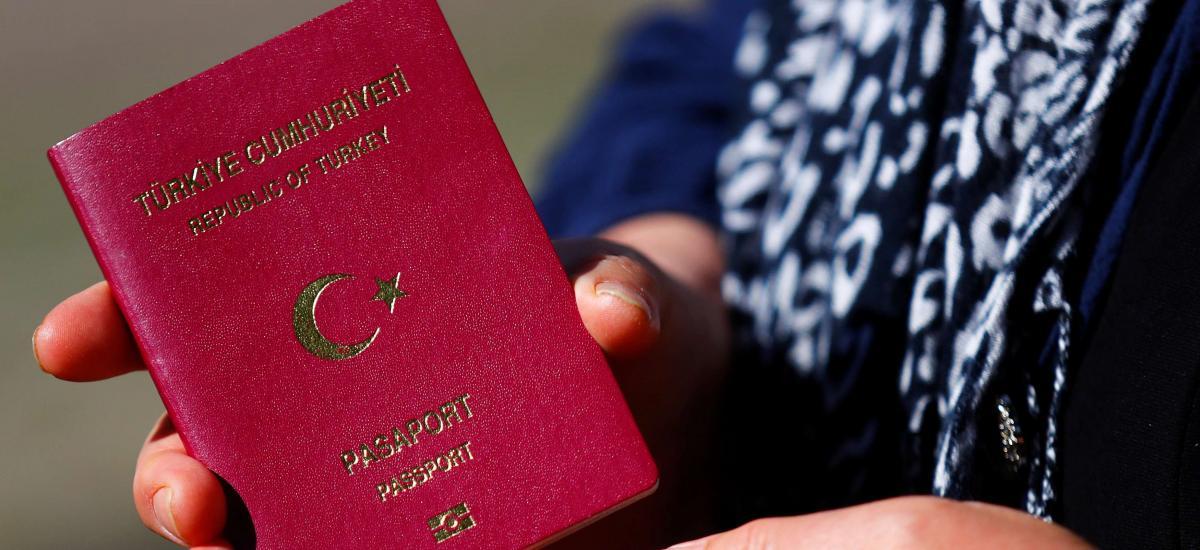 اخذ پاسپورت ترکیه به روش های مختلف