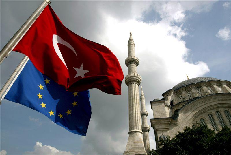 ترکیه عضو اتحادیه گمرک اروپا