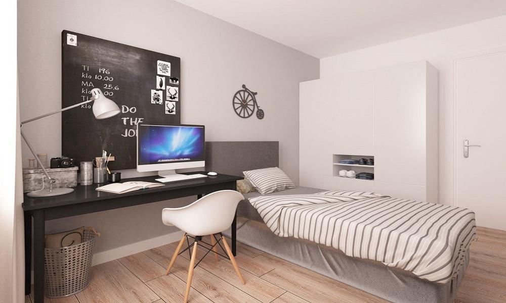اتاق خواب پروژه