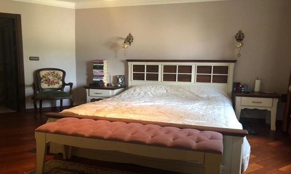 اتاق خواب ویلا