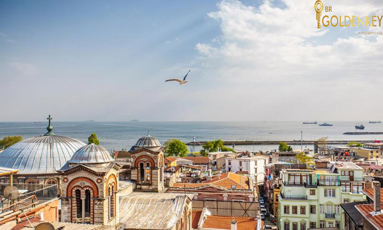 خرید آپارتمان بشیکتاش استانبول