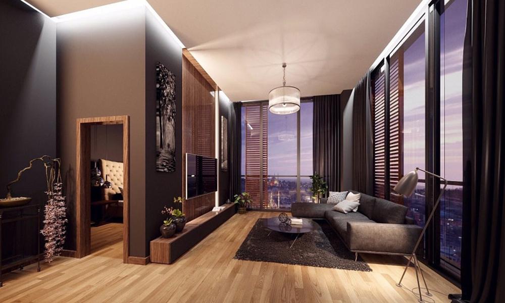 فضای داخلی پروژه گونشلی