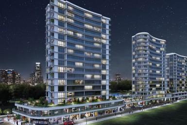 خرید آپارتمان در گونشلی استانبول