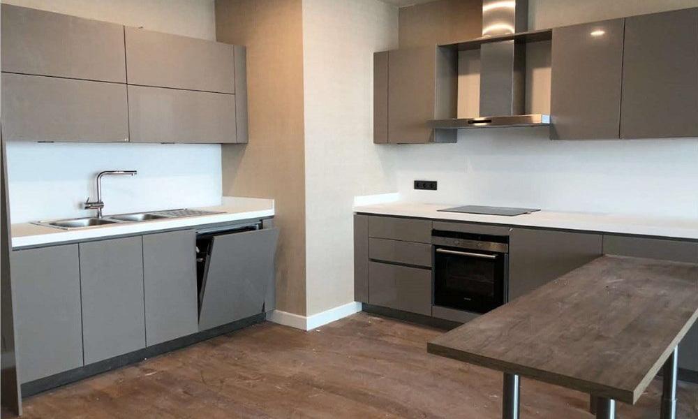 آشپزخانه پروژه