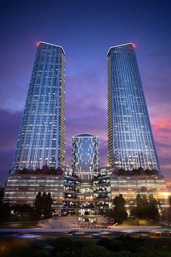 برج اسکای لند در استانبول