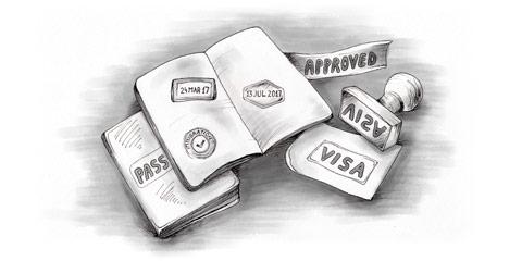 مدارک لازم برای دریافت اقامت ترکیه