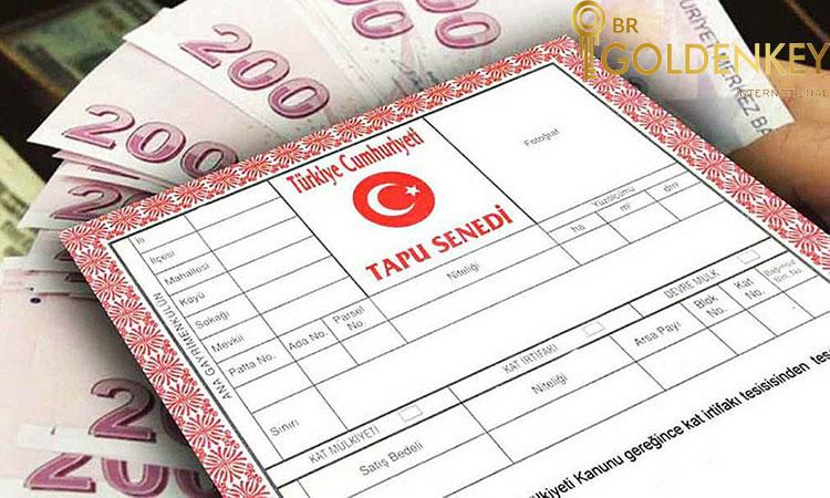 هزینه های انتقال مالکیت در ترکیه