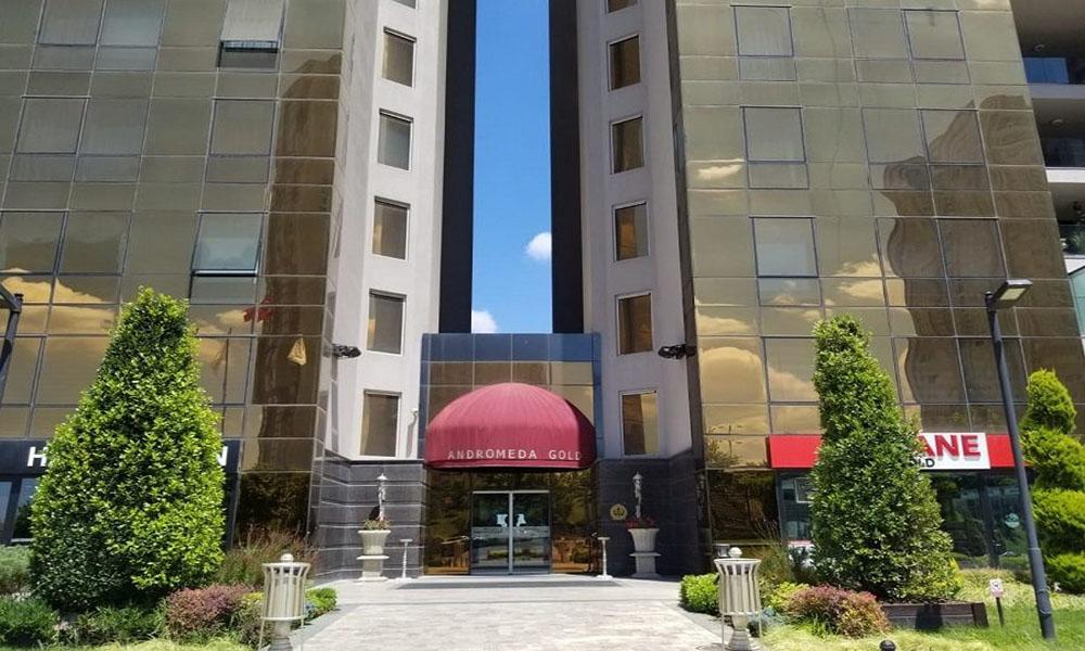 برج مسکونی در استانبول