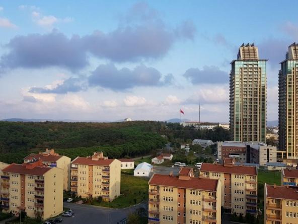 آپارتمان مجلل در مسلک استانبول