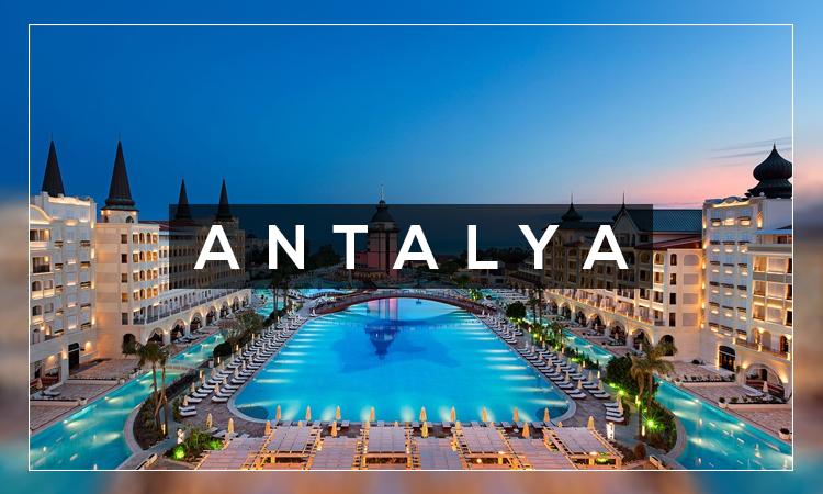 آنتالیا شهر ساحلی ترکیه