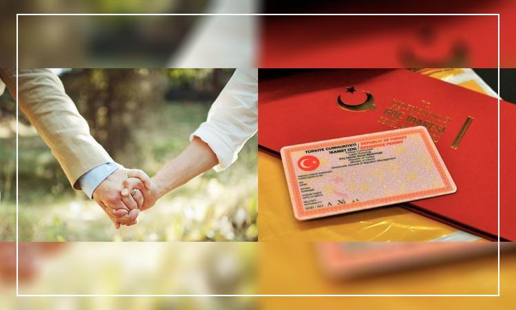 نحوه اخذ اقامت ترکیه با ازدواج