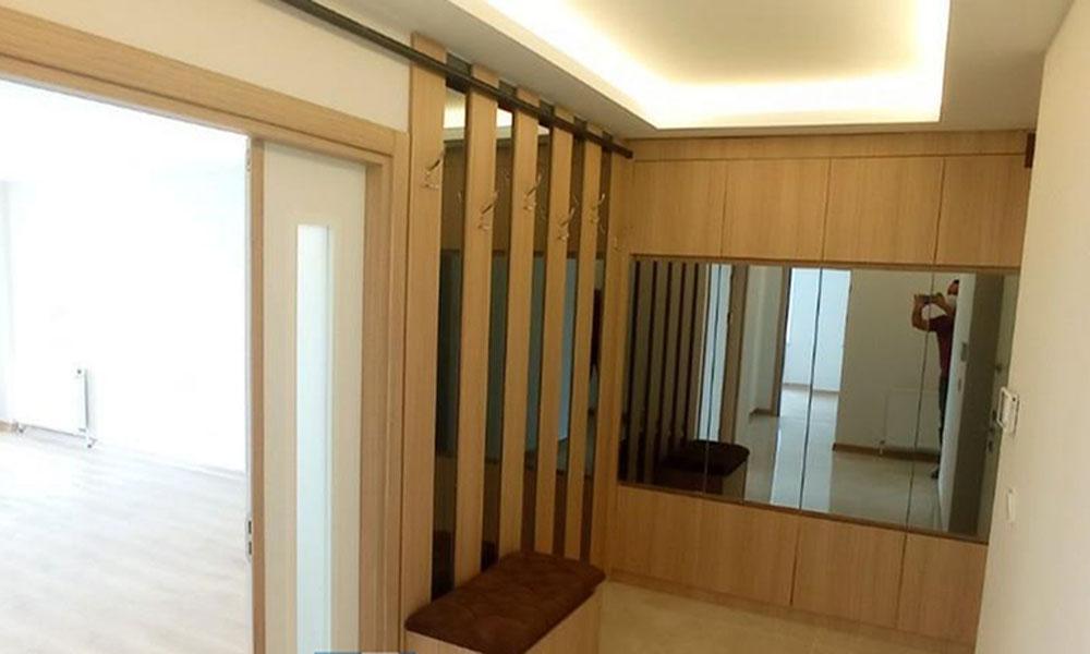 آینه قدی آپارتمان
