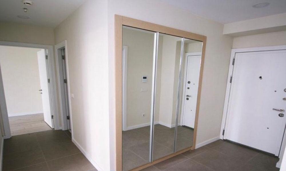 فضای بین 2 اتاق
