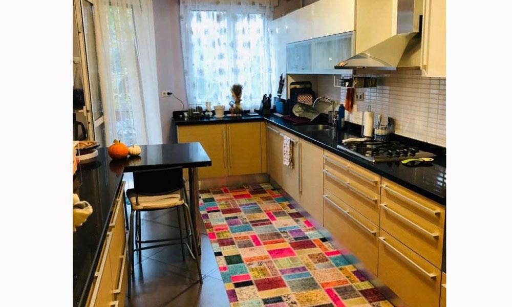 آشپزخانه اپارتمان
