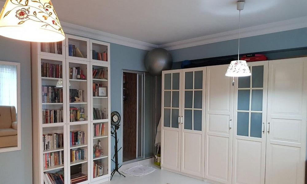 اتاق کتاب خوانی