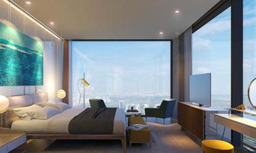 اتاق خواب دلباز