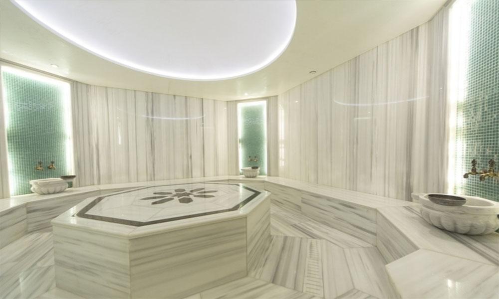 حمام ترکی مدرن