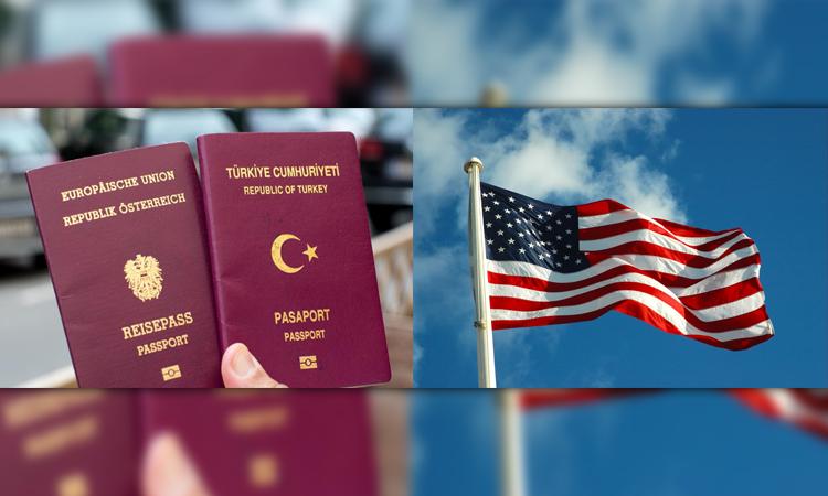 سفر به امریکا با پاسپورت ترکیه
