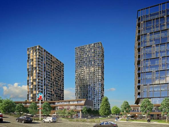 مجتمع مسکونی نوساز