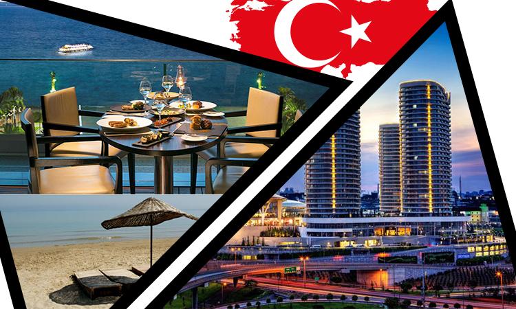 معرفی شهر ازمیر ترکیه